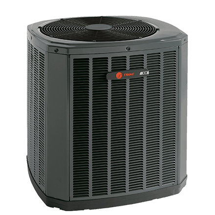 Trane XR14 heat pump.
